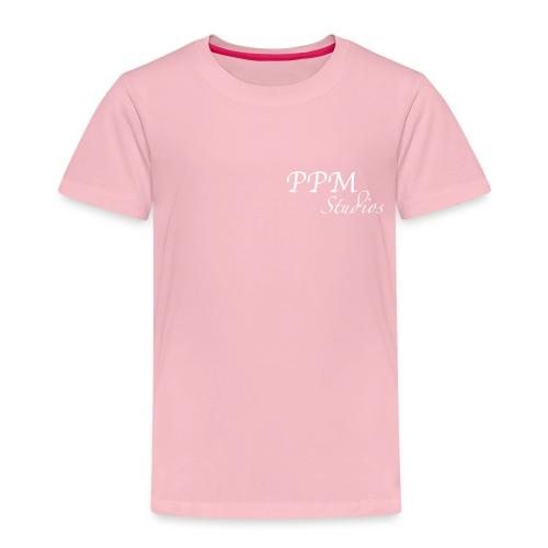 Ppm studios Blanco - Camiseta premium niño