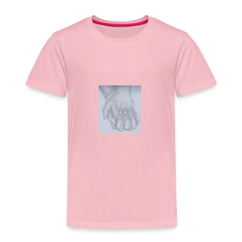 main dans la main - T-shirt Premium Enfant
