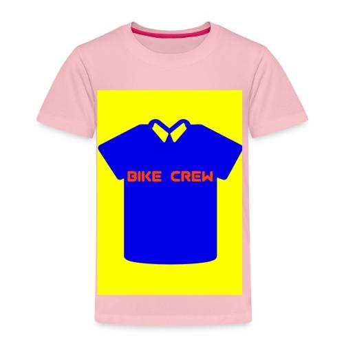 Bike Crew Merch (blau) - Kinder Premium T-Shirt