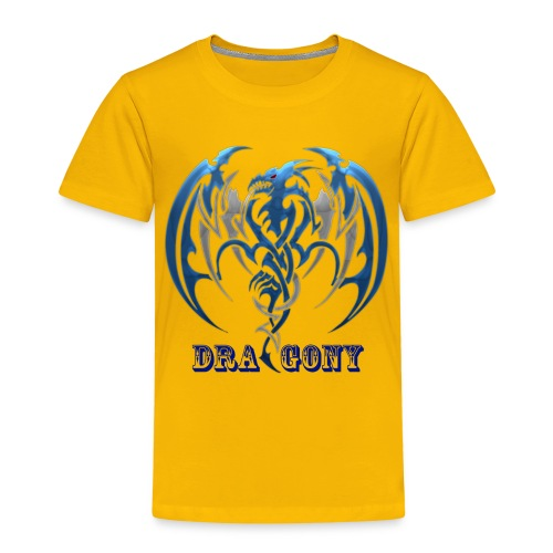 dragony 1 - T-shirt Premium Enfant
