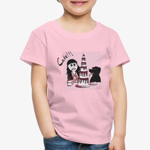 Cake!!! - Kids' Premium T-Shirt