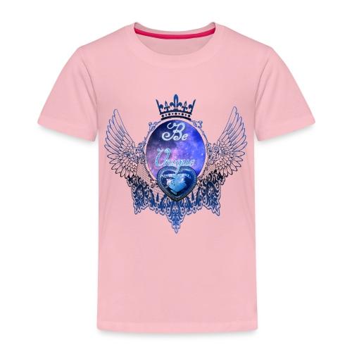 Beautiful-Lace.png - Kinder Premium T-Shirt