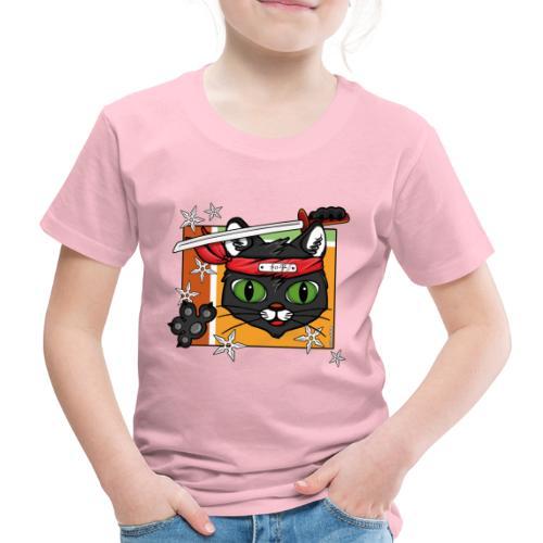 TibouD'NINJA (Design only) - T-shirt Premium Enfant