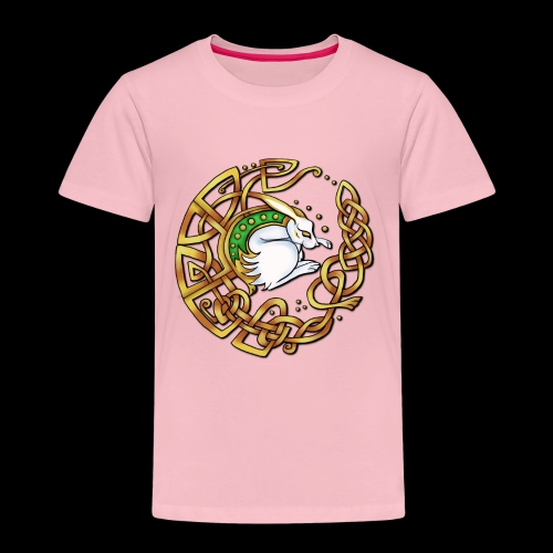 Celtic Hare - Kids' Premium T-Shirt