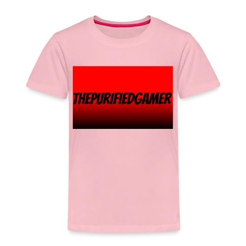 red-wallpaper-5FTF - Kids' Premium T-Shirt