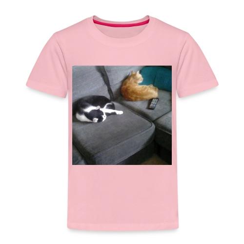 The Crazy Cute Cats - Kids' Premium T-Shirt