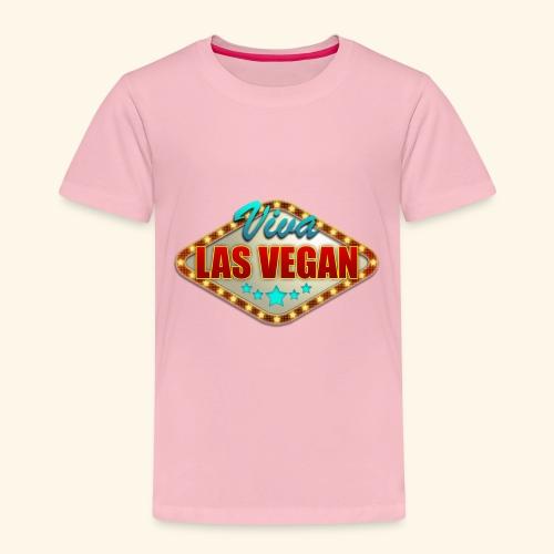 Viva Las Vegan - T-shirt Premium Enfant