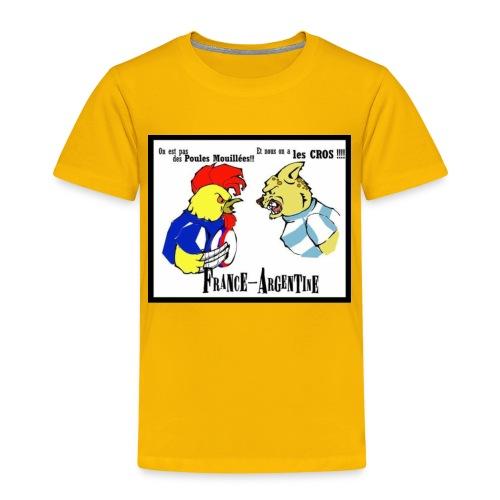 france argentine - T-shirt Premium Enfant