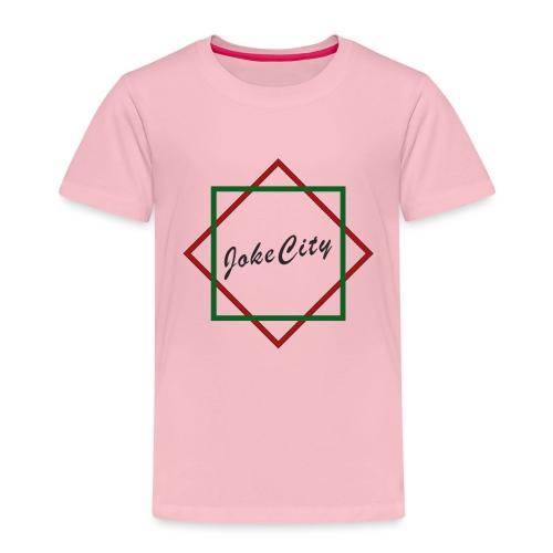 joke city logo - Kids' Premium T-Shirt
