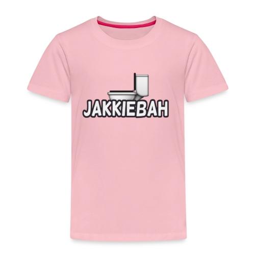 JakkieBah Merch - Kinderen Premium T-shirt