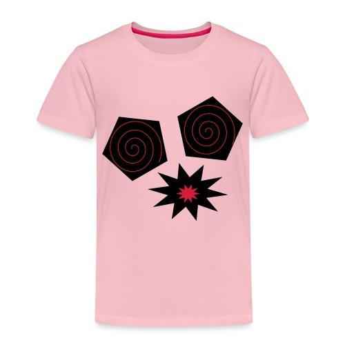design yeux monstrueux - T-shirt Premium Enfant