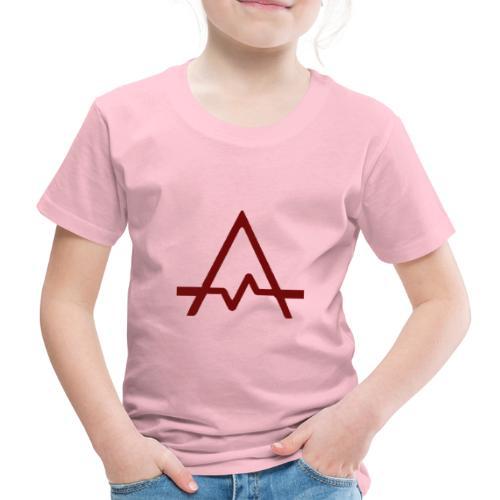 The adrenaline summit - Premium T-skjorte for barn