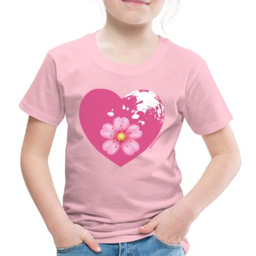 GINNY GUN LENAS LOGO - Maglietta Premium per bambini