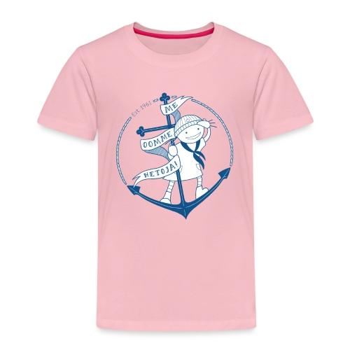 HeTan juhlavuosi - Lasten premium t-paita