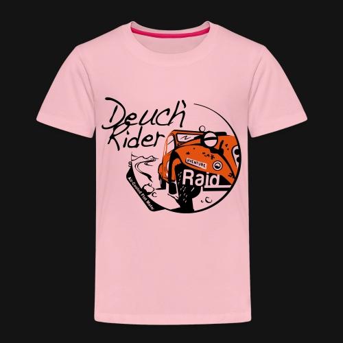 Deuch' Rider Raid 2C - T-shirt Premium Enfant
