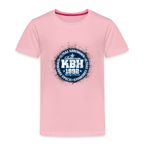 kbh cirkel - Børne premium T-shirt