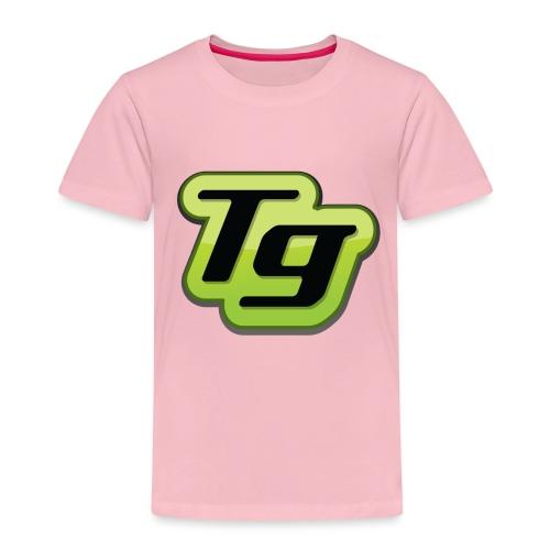 Toxic-Gaming_ - Premium T-skjorte for barn