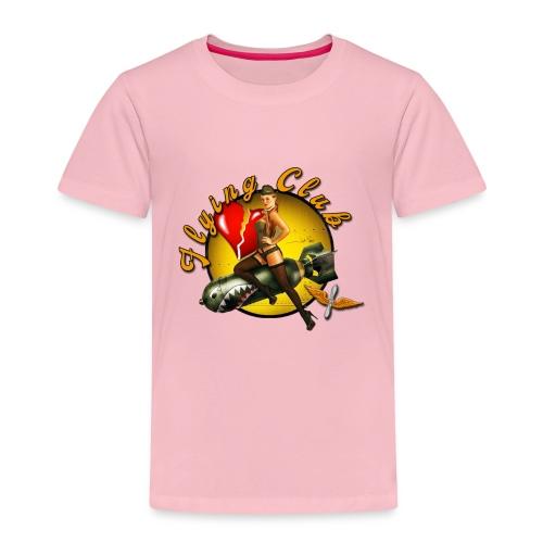 Flying club camiseta - Camiseta premium niño