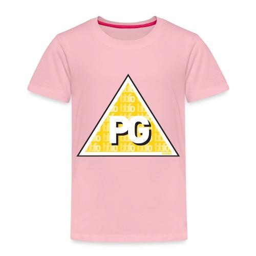 Plato games Logo Groot - Kinderen Premium T-shirt