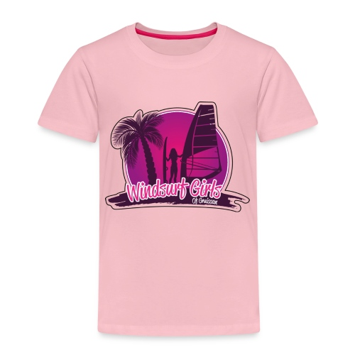Windsurf Girls of Gruissan - T-shirt Premium Enfant