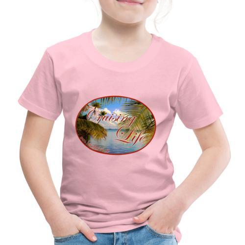 Segeln in der Südsee - Kinder Premium T-Shirt