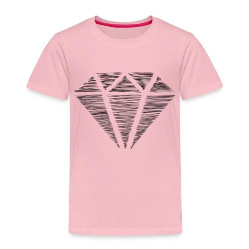 Diamante - Camiseta premium niño
