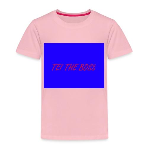 BLUE BOSSES - Kids' Premium T-Shirt