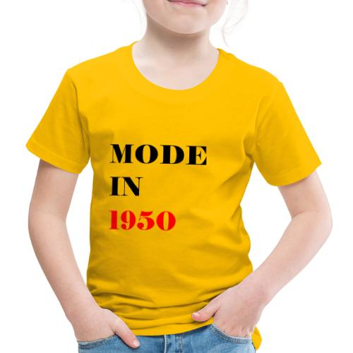 MODE IN 150 - Kids' Premium T-Shirt