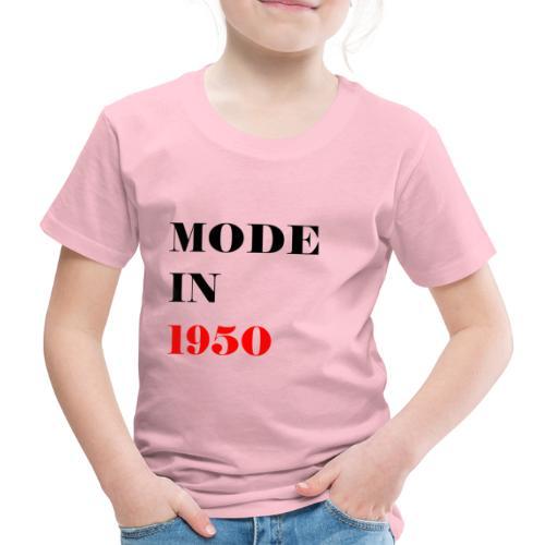 MODE IN 150 - Kids' Premium T-Shirt