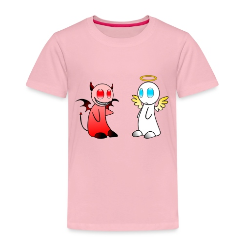 Teuferl-Engerl - Kinder Premium T-Shirt
