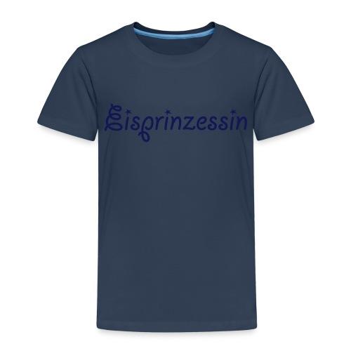 Eisprinzessin, Ski Shirt, T-Shirt für Apres Ski - Kinder Premium T-Shirt
