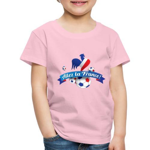 Allez la France - T-shirt Premium Enfant