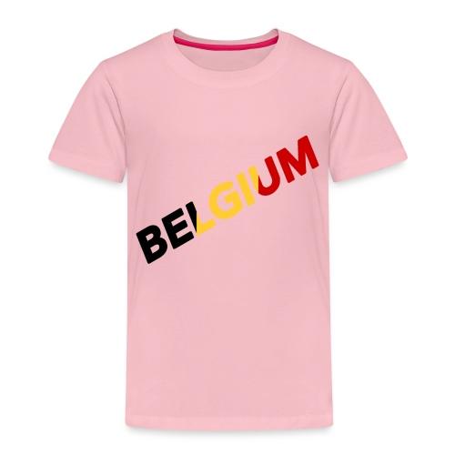 BELGIUM - T-shirt Premium Enfant