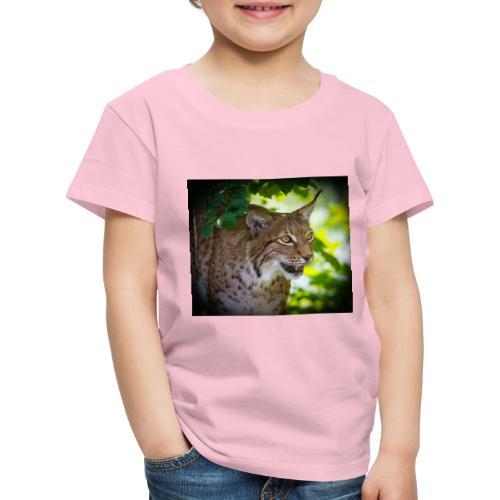 Luchs - Kinder Premium T-Shirt