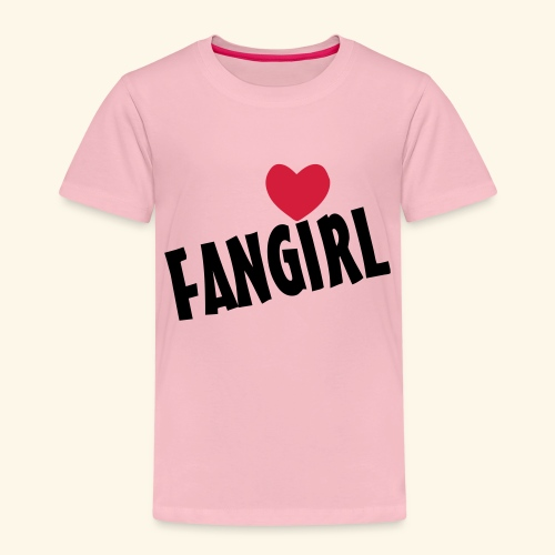 Fangirl - Kids' Premium T-Shirt