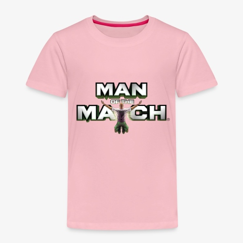 MAN OF THE MATCH® - Kids' Premium T-Shirt