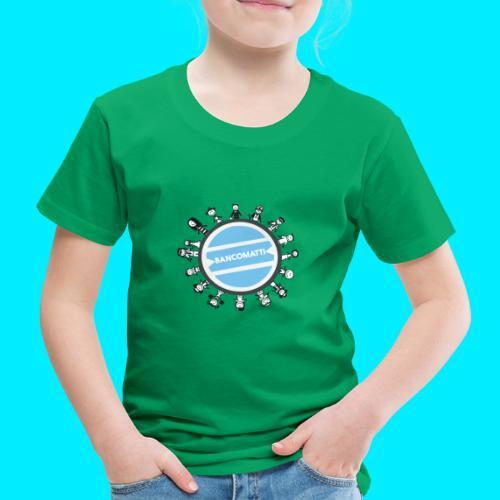 BancoFamily stick - Maglietta Premium per bambini