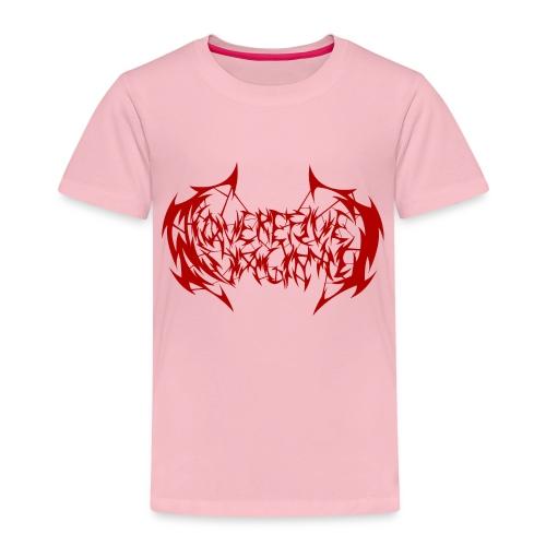 ARV Logo rosso - Maglietta Premium per bambini