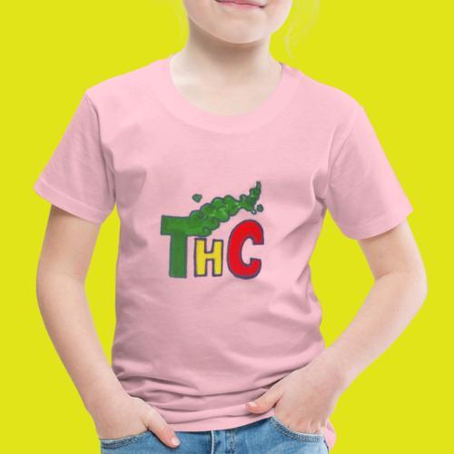 THC logo one - Maglietta Premium per bambini
