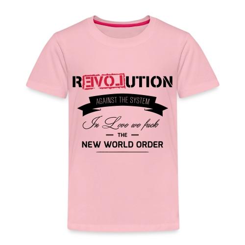 Revolution - Kinder Premium T-Shirt