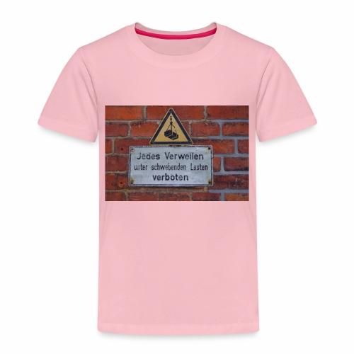 Original Artist design * Jedes Verweilen - Kids' Premium T-Shirt