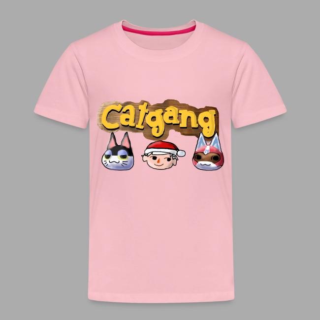 Animal Crossing CatGang