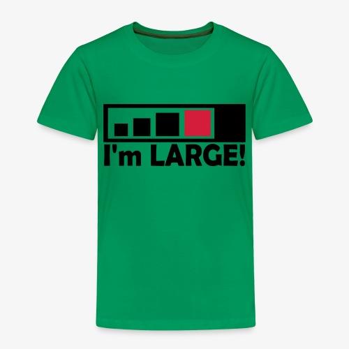 large_geocacher - Kinder Premium T-Shirt