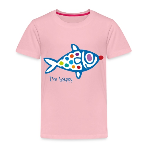 poisson HAppy - T-shirt Premium Enfant