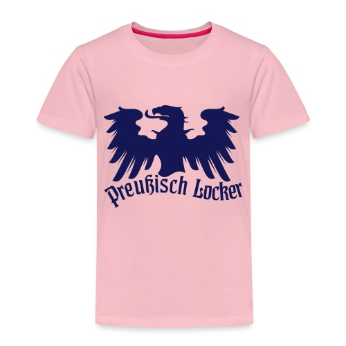 Preußisch Locker | Adler&Slogan by JHD-Design - Kinder Premium T-Shirt