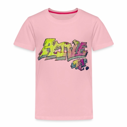 ALIVE TM Collab - Kids' Premium T-Shirt