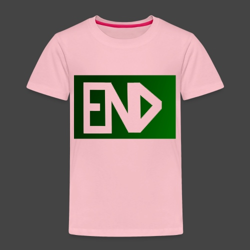 End - Kinder Premium T-Shirt