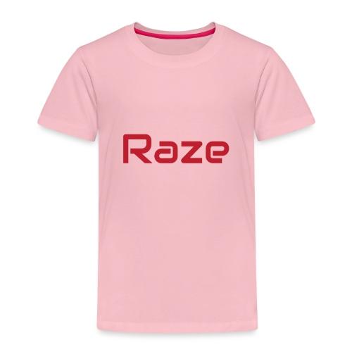 raze - Premium T-skjorte for barn