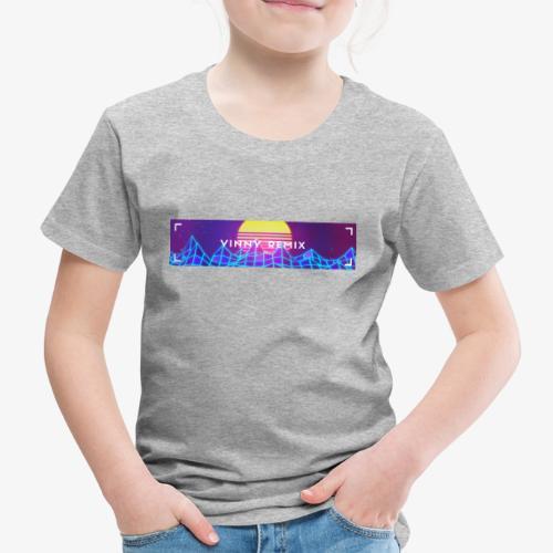 Vinny Remix low price - Maglietta Premium per bambini