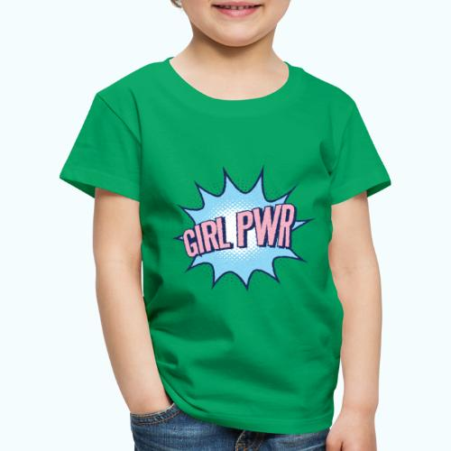 Girl power - Kids' Premium T-Shirt